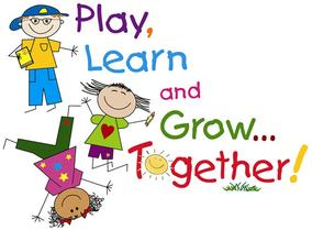 play, learn and grow pic