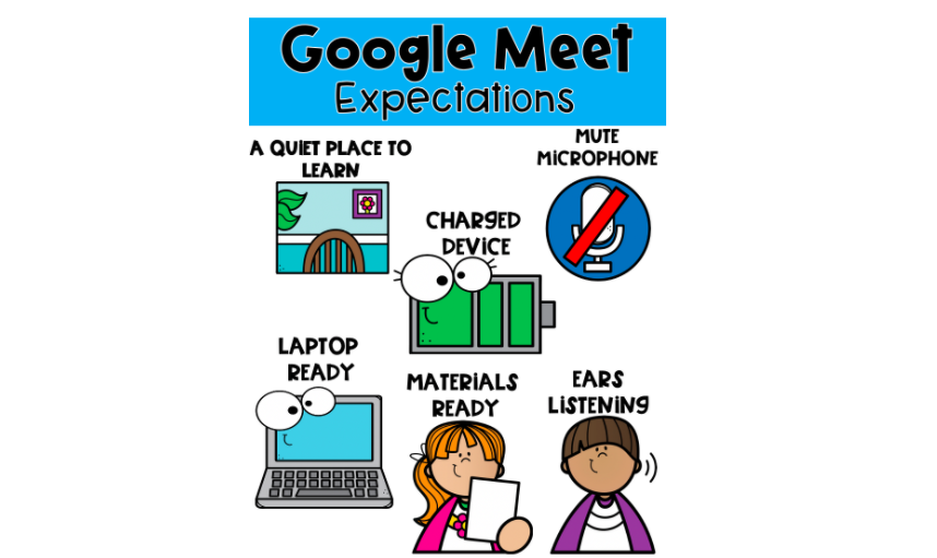 Google Meet Expectations